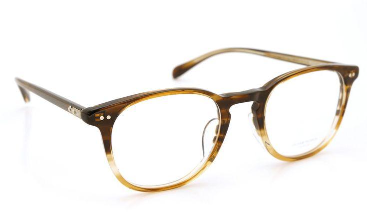 OLIVER PEOPLES (オリバーピープルズ) × MILLER'S OATH (ミラーズ オース)) 限定生産メガネ[Sir Finley VBSG] | optician | ponmegane