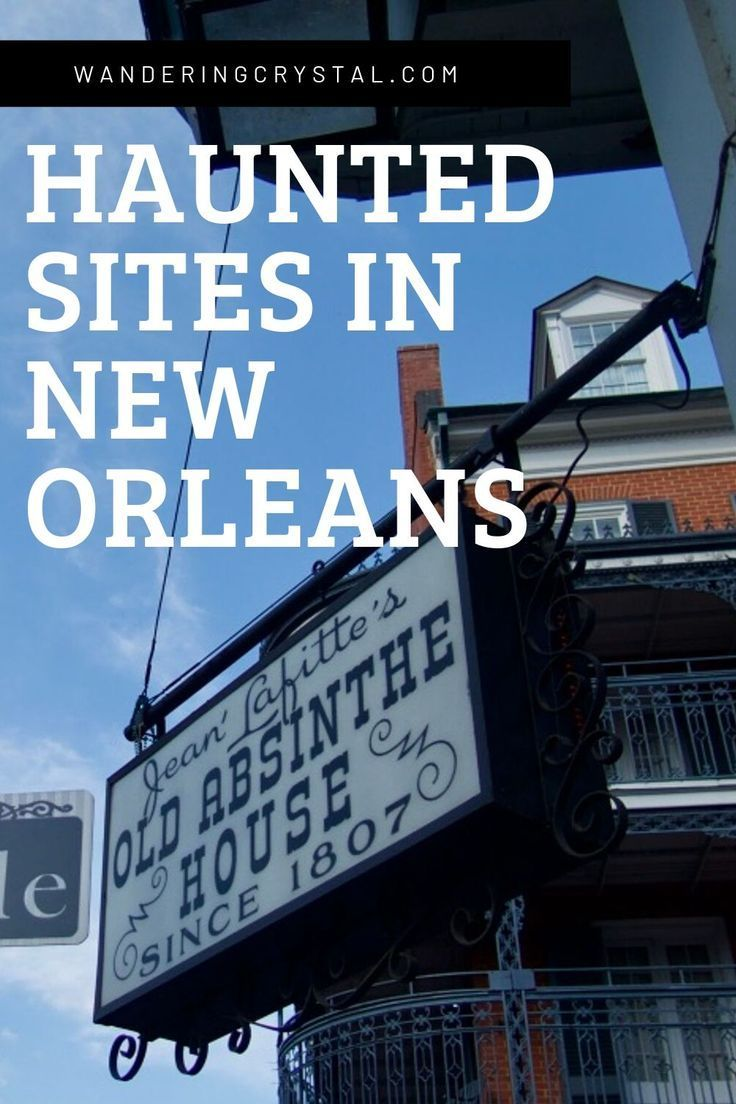 New Orleans Halloween 2020 Travel Packages The Top Haunted Places in New Orleans   Wandering Crystal in 2020
