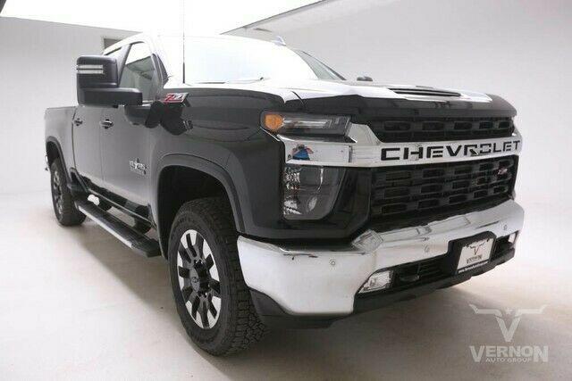 2020 Chevrolet Silverado 2500 In 2020 Chevrolet Silverado 2500