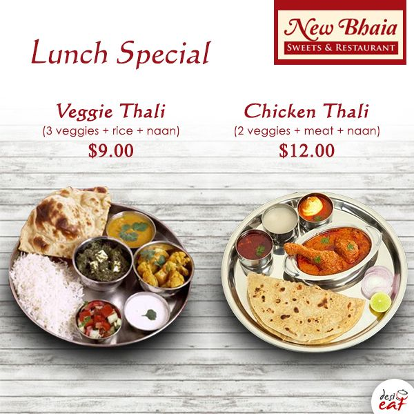 For All Our Vancouver Foodies New Bhaia Sweets Has Great Deals Only For You For The Deal Coupon Check Out Https Www Desieat Food Guide Food Food To Make