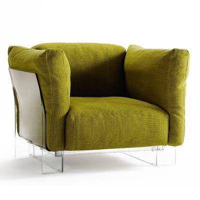 Kartell Pop Duo Cotton Armchair | AllModern