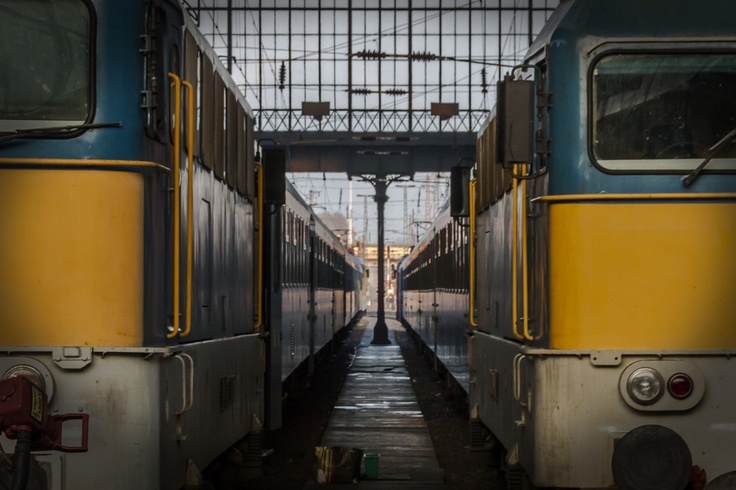 Elderly trains by Jesper Ring Uglsøe, via 500px
