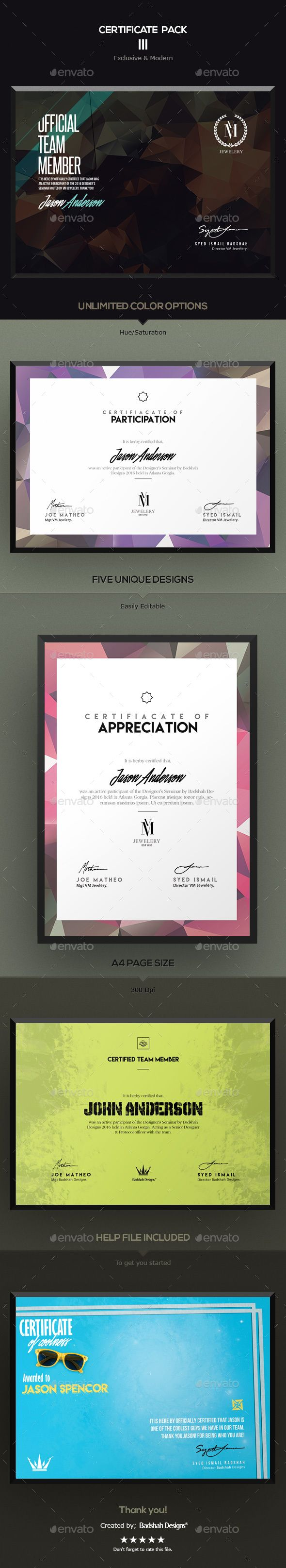 Certificate Pack 3 - Certificate Template PSD. Download here: http://graphicriver.net/item/certificate-pack-3/15618968?s_rank=11&ref=yinkira