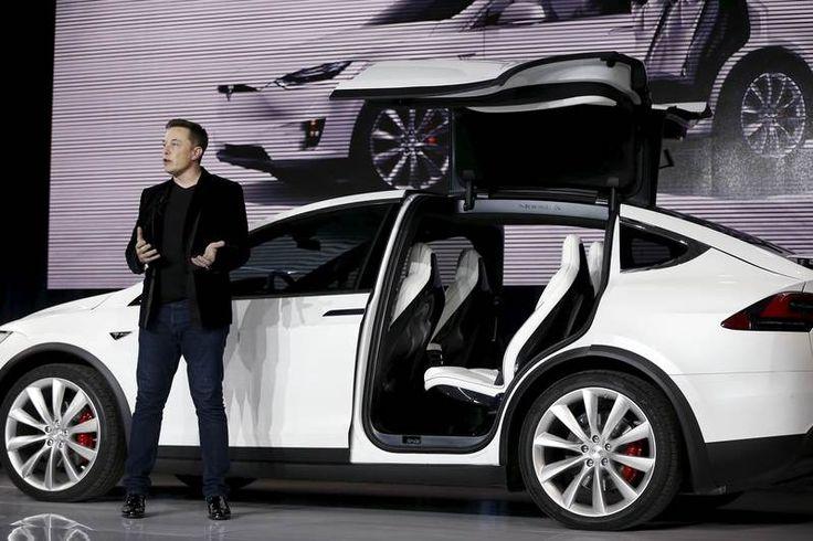 FOX BIZ NEWS: Tesla lowers price of Model X saying margins improved