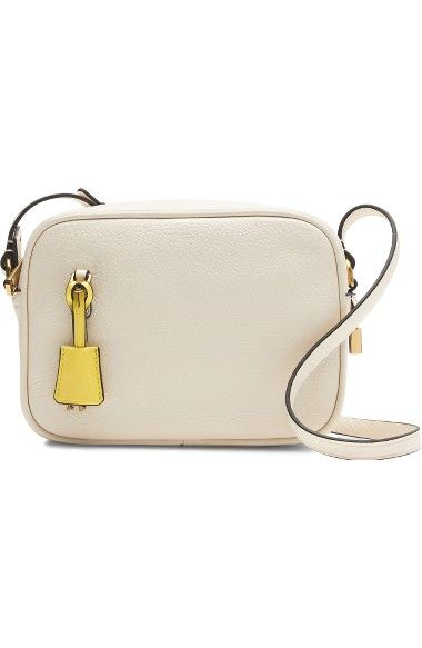 J.CREW 'Signet' Leather Crossbody Bag. #j.crew #bags #shoulder bags #leather #crossbody #