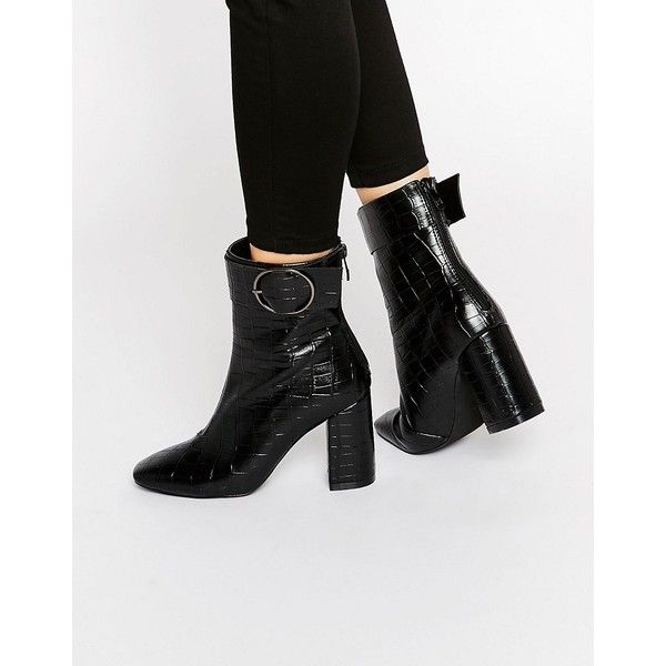 Best 20+ Buckle ankle boots ideas on Pinterest | Chunky heel boots ...