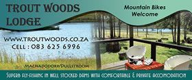 Advertisement Design >> Trout Woods Lodge - created by Design so fine