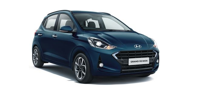 Hyundai Grand I10 Nios On Road Price In Hyderabad Starts At 4 99 L