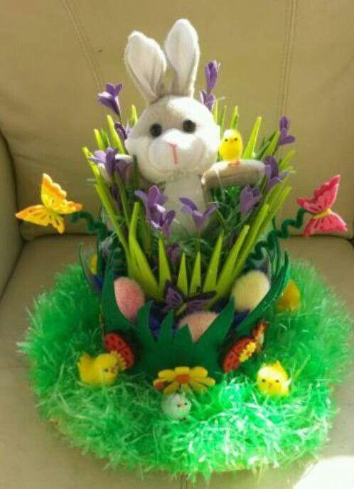 Easter bonnett