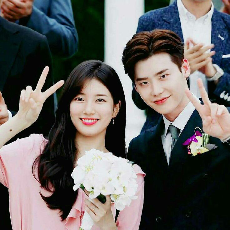 Suzy Bae & Lee Jong Suk  | While You Were Sleeping Drama X Didier Dubot 2017