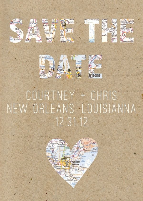 10 Unique Save The Date Ideas   Bridal Musings Wedding Blog 3, save the date