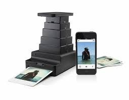 The first product of this new line is the Impossible Instant Lab that has been designed to bridge the gap between digital and analog instant photography. www.top5electronics.com read more