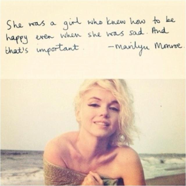 Gorgeous Marilyn //# fav.