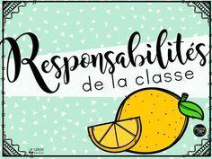 Bonjour! Aujourd'hui, je viens vous partager l'organisation physique de ma future classe. Je suis en pleine création d'affiches et je veux...