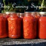 Where To Buy Cheap Canning Supplies