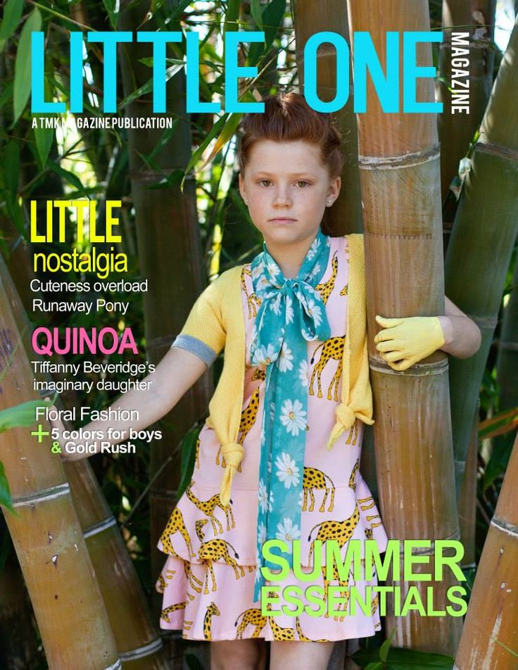 Issue 2 cover model: Mackenzie // Stephanie Matthew Photography // Styled by Heather Rome // Little One Magazine issue 2
