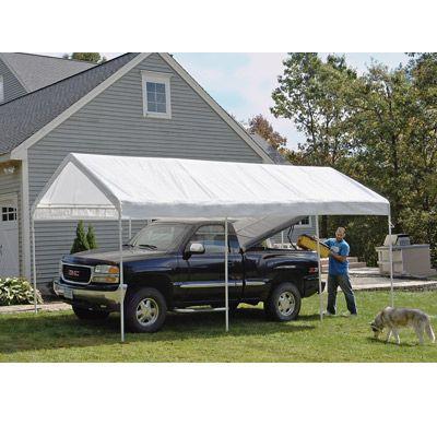 Valance Canopy Tents and Carport Canopies – A1Tarps.com