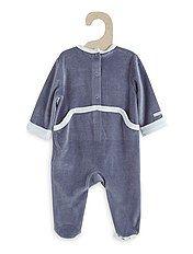 Pyjama 1 pièce velours