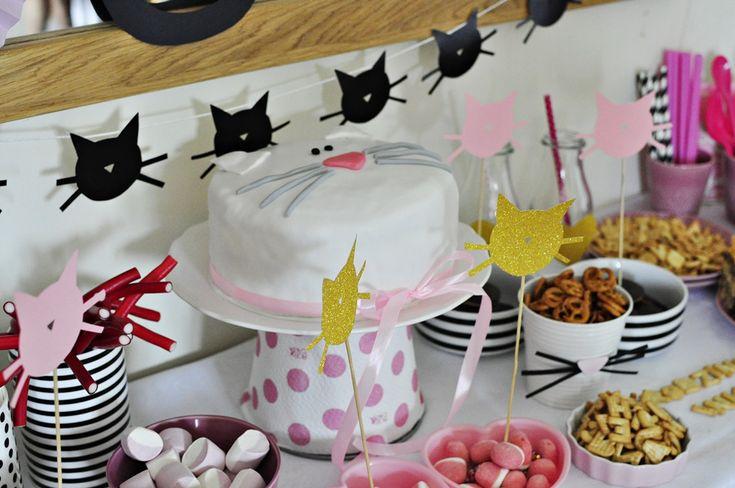cat cake kids