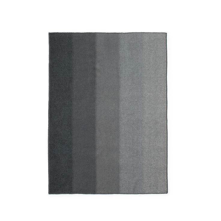 Tint Blanket, Grey - Anne Lehmann - Normann Copenhagen - RoyalDesign.com