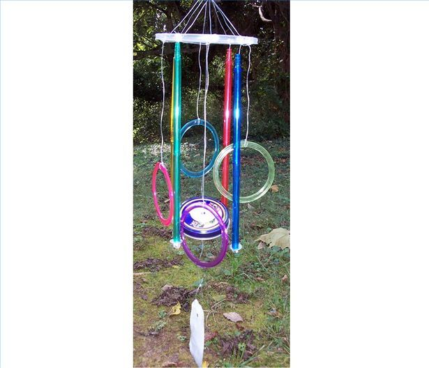 Easy To Make Wind Chimes: 31 Best Homemade Wind Chimes Images On Pinterest