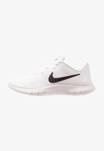 big sale 771bb 4f272 EPIC REACT FLYKNIT - Trainers - true white white pure platinum   Zalando.de  🛒   Gym   Flyknit trainer, Neutral running shoes, Nike flex