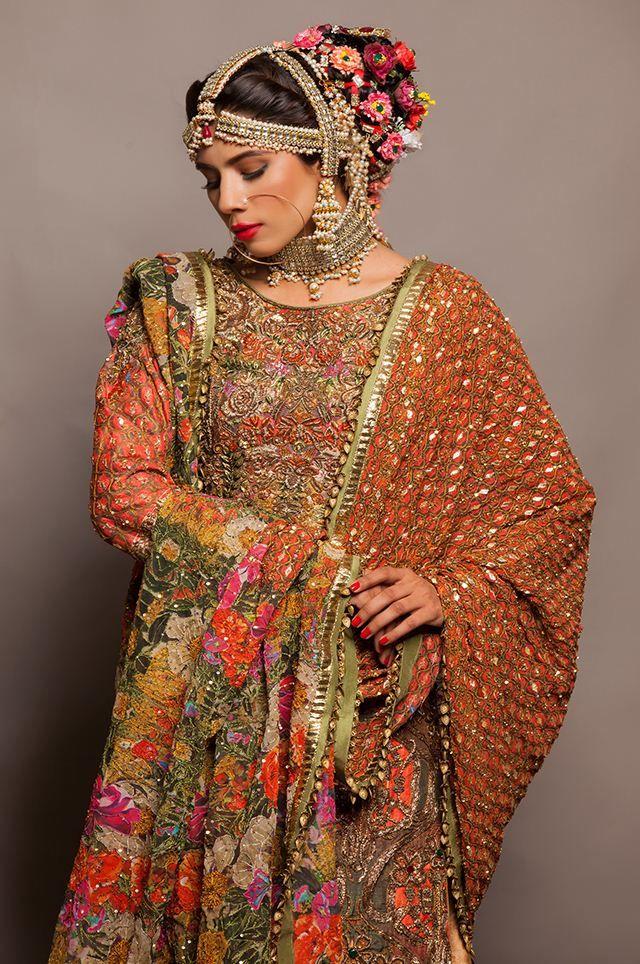 Pakistani Designer : Fahad Hassan