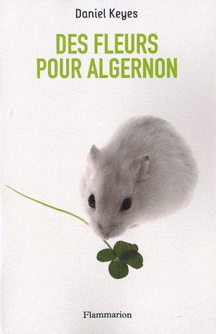 Flower For Algernon Daniel Keyes Book Livres Bookin