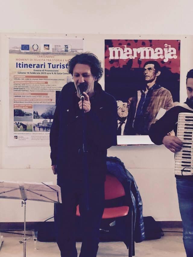 Marmaja presenta una nuova canzone scritta apposta per Ceregnano.