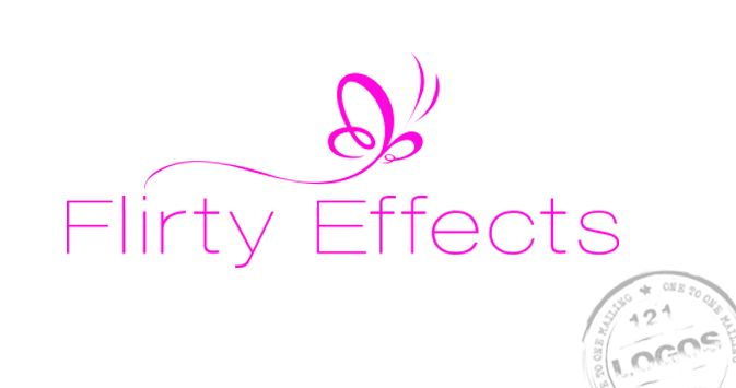 Logo designed for a company that caters to eyelashes.