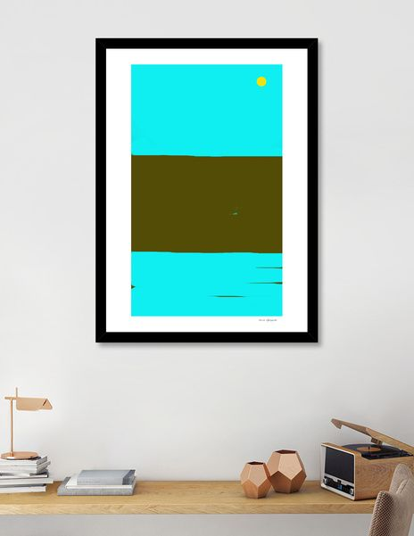 Discover «rooms713», Limited Edition Fine Art Print by Nonita Papadopoulou - From $29 - Curioos