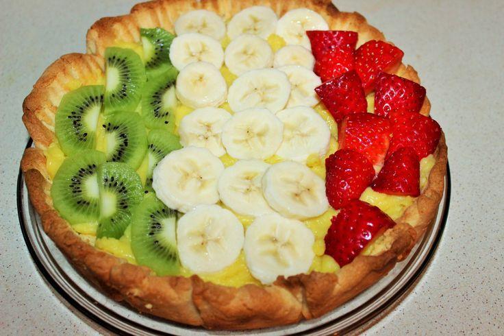 Crostata con frutta