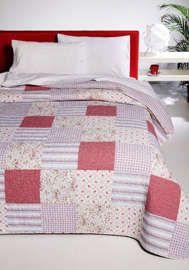 7712 Lucile 100% cotton patchwork quilt  235x270+2(50x50),  250x270+2(50x50)
