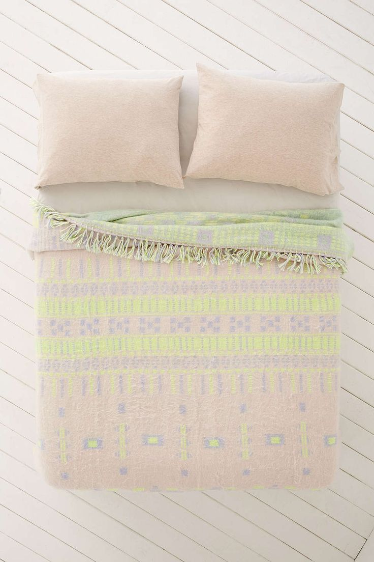 Symbology Bed Blanket - Urban Outfitters