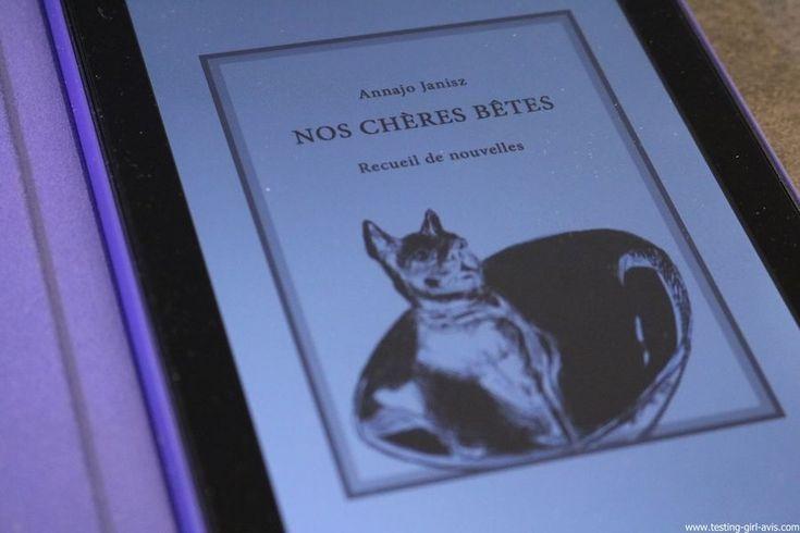 Nos chères bêtes, un recueil de nouvelles d'Annajo Janisz [Critique]