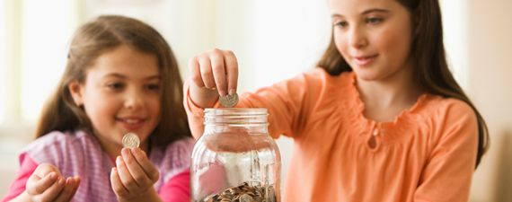 Giving your kids hands-on experience with a kids savings account might be the best way to show them that setting money aside can help it grow.