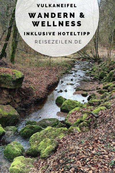 Mein Hoteltipp für die Eifel - Hotel Augustiner Kloster: perfekt für ein (Erholungs-)Wochenende zum Wandern und Wellness geniessen