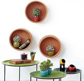Muebles reciclados...