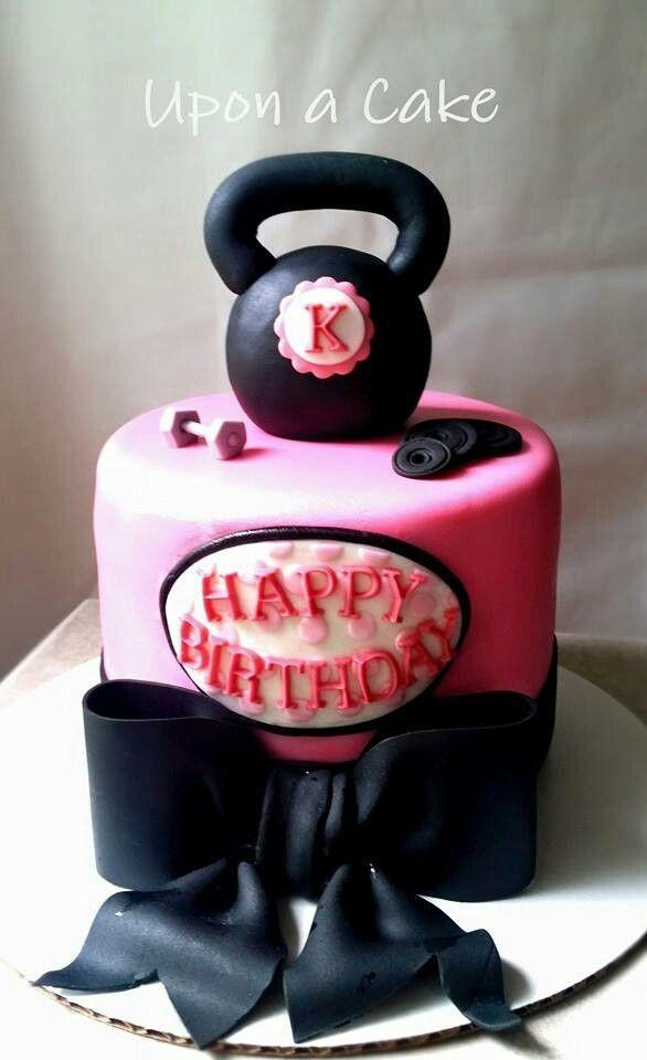 Best 25 Crossfit Cake Ideas On Pinterest Gym Cake