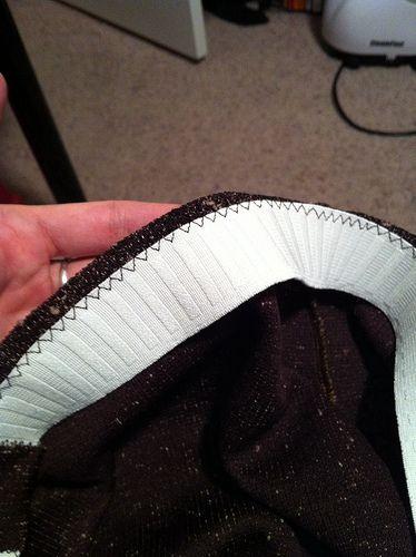no show elastic waist pencil skirt from Kadiddlehopper