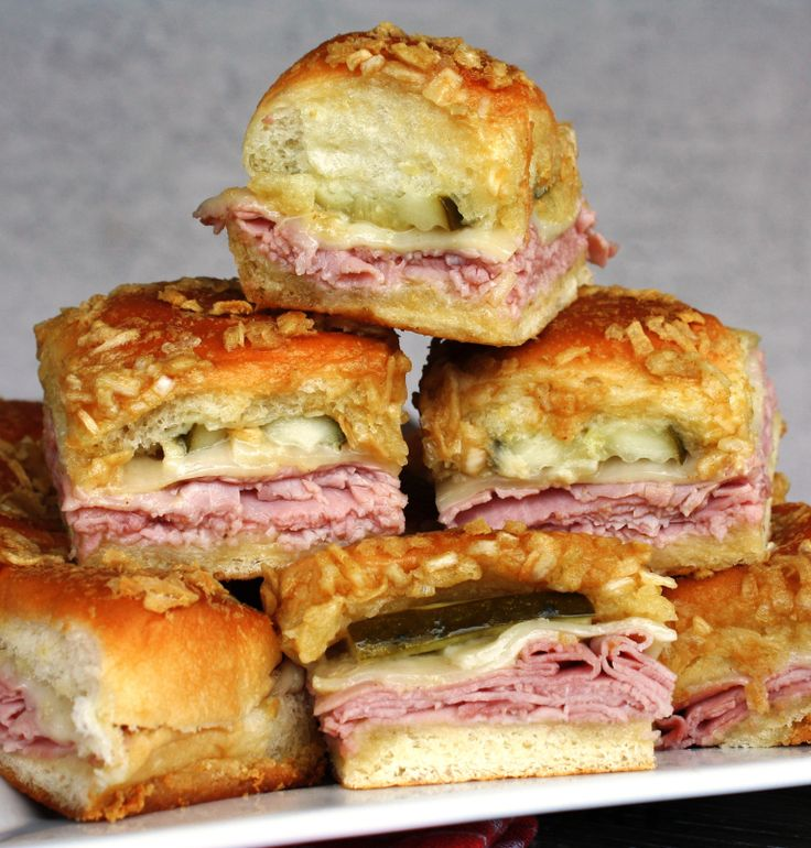 Cuban Sliders