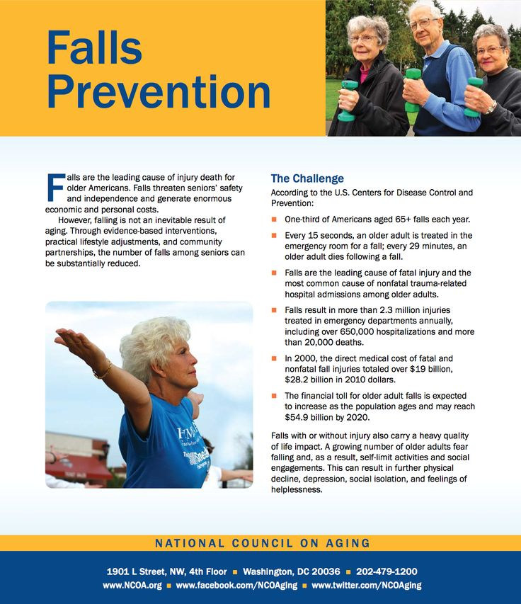 26 best images about preventing falls for older adults on for Home safety facts