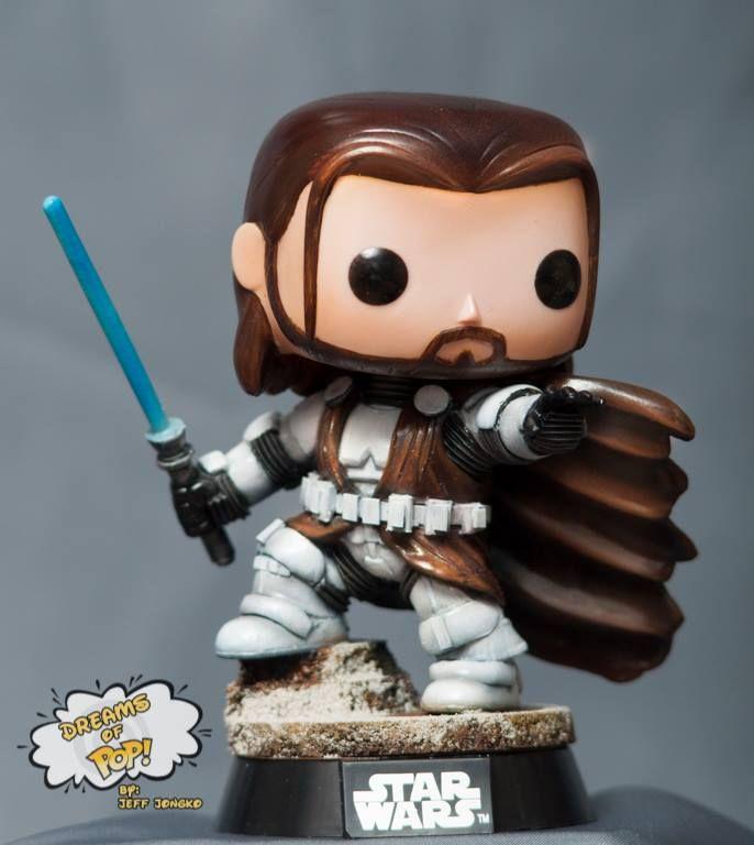 Funko POP! Star Wars #273 Obi-Wan Kenobi (Hooded) - New