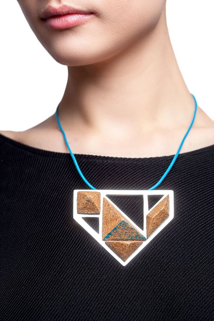 Determination Necklace via LIFE IN MONO. Click on the image to see more!