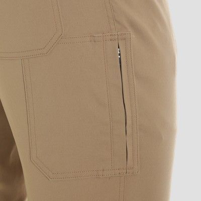 Wrangler Men's Outdoor Baxter Pants - Fawn 42x30