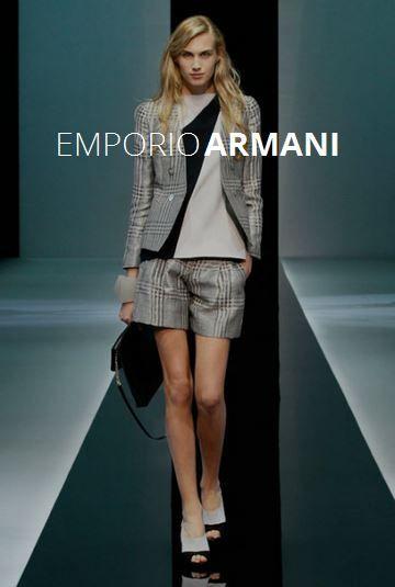 #VialeCeccarini a #Riccione per il tuo #shopping #EmporioArmani