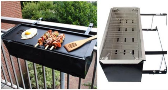 balcony grill design ideas grill egg and shashlik sticks