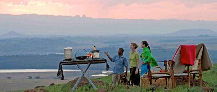 Accommodation in the Drakensberg | Spioenkop Game Reserve | Three Tree Hill at Spioenkop
