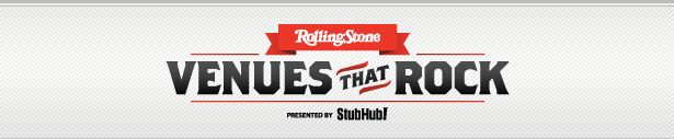 The Best Amphitheaters in America: Rolling Stone