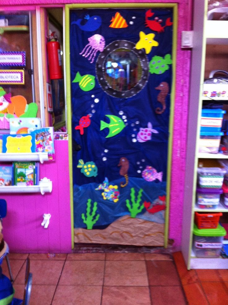 Jard n infantil un mundo de amor muestra de decoraci n for Jardin infantil serrano 78